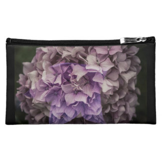 Magical purple makeup bag