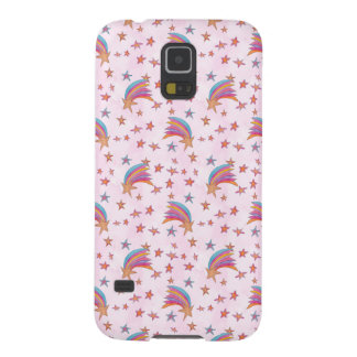 Magical Rainbow Stars Case For Galaxy S5