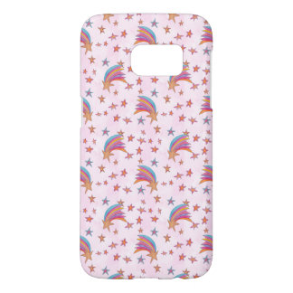 Magical Rainbow Stars Samsung Galaxy S7 Case