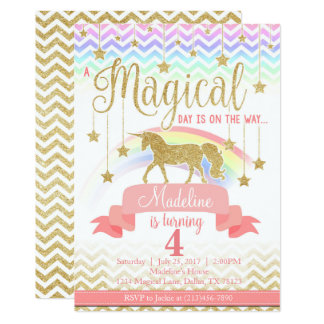 Rainbow Birthday Invitations for great invitations design