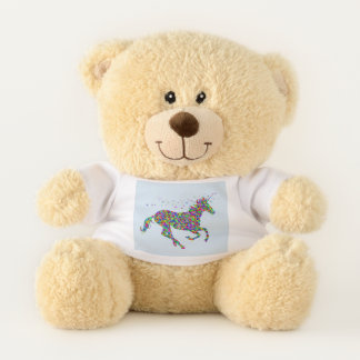 Magical Rainbow Unicorn - Teddy Bear