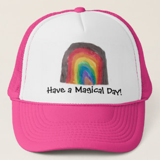Magical Rainbows Trucker Hat