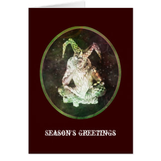 Magical Seasons Greetings Card