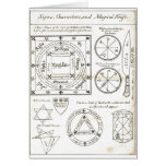 Magical Signs Greeting/Note Card