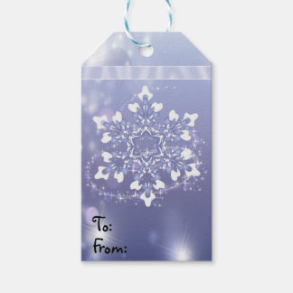 Magical Snowy Wonderland Gift Tags Pack Of Gift Tags