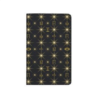Magical Symbols Pattern Journal