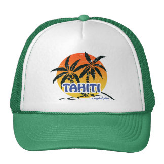 Magical Tahiti Trucker Hat