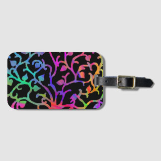 Magical Tree of Life Luggage Tag