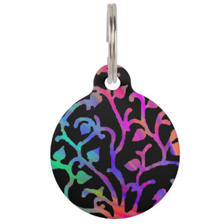 Magical Tree of Life Pet Tag