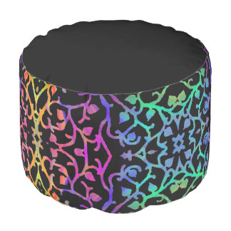 Magical Tree of Life Pouf