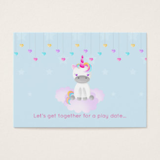 Magical Unicorn Business Card