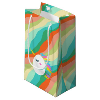 Magical Unicorn Egg Small Gift Bag