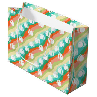 Magical Unicorn Eggs Large Gift Bag