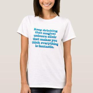 Magical Unicorn Elixir T-Shirt