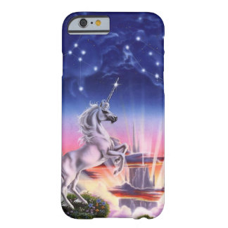 Magical Unicorn Kingdom Barely There iPhone 6 Case