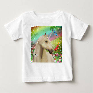 Magical Unicorn Rainbow Tshirt for Kids