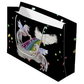 Magical Unicorns and Rainbow party bag