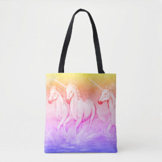 Magical Unicorns Tote Bag