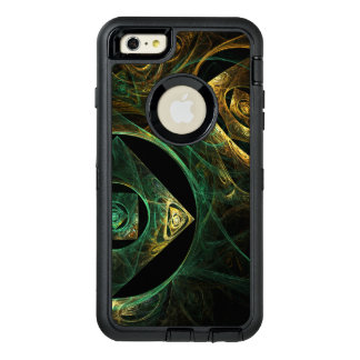 Magical Vibrations Abstract Art OtterBox iPhone 6/6s Plus Case