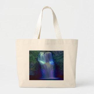 Magical waterfall bag