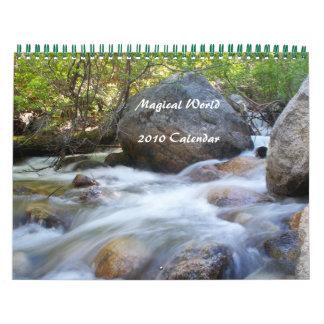 Magical World Wall Calendar