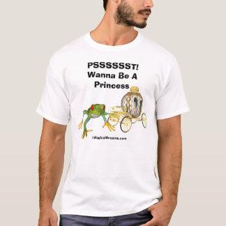 ©MagicalDreams.com Wanna Be T-Shirt