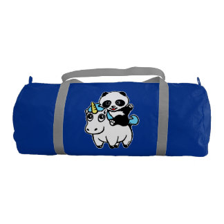 Magically cute gym bag