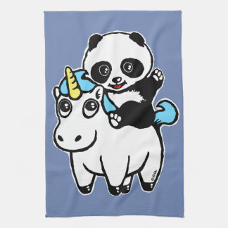Magically cute kitchen towel