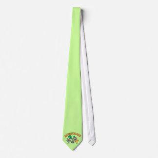 Magically Delicious Happy Leprechauns Tie