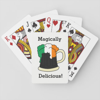 Magically Delicious Playing Cards