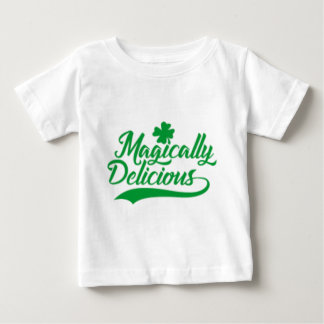 Magically Delicious St. Patrick's Day Baby T-Shirt