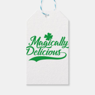 Magically Delicious St. Patrick's Day Gift Tags