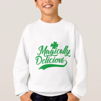 Magically Delicious St. Patrick's Day Sweatshirt