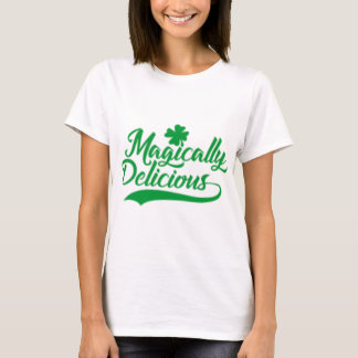 Magically Delicious St. Patrick's Day T-Shirt