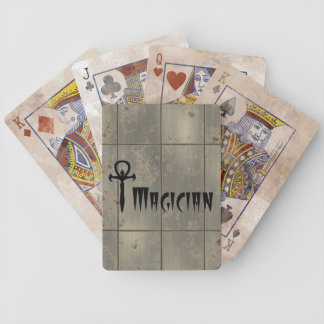Magician Bicycle Playing Cards