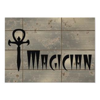 Magician Card
