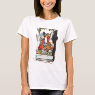 """Magician"" T-Shirt (RW tarocchi - White ver)"