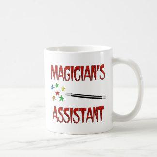 Magicians Assistant Coffee Mug