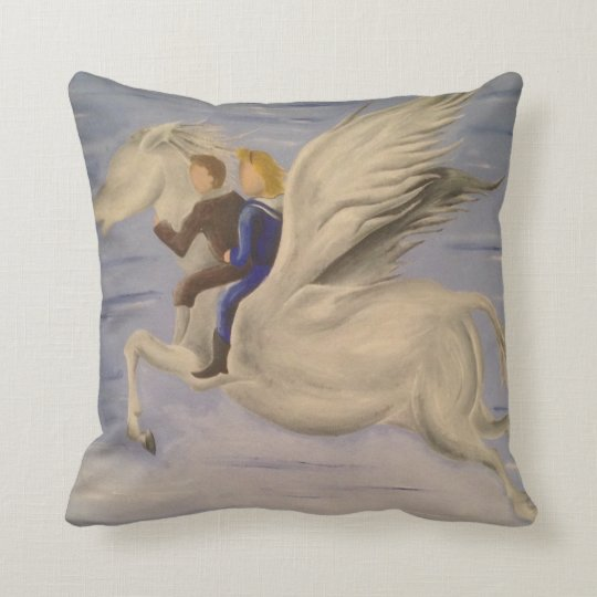 Magician's Nephew Cushion