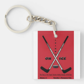 MAGICIANS ON ICE KEY CHAIN