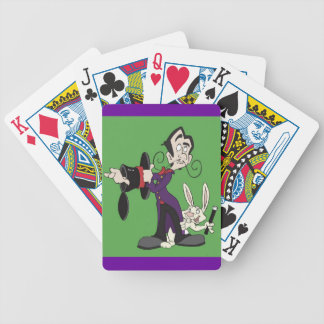 Magician's Rabbit Playing Cards