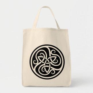 Magick - Triquetra Tote Bag