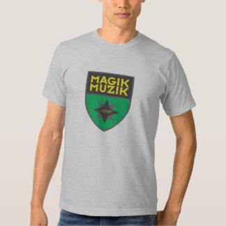 """Magik Muzik """"Green"""" T Shirt"""