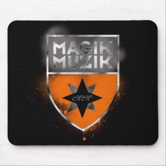 Magik Muzik Mousepad