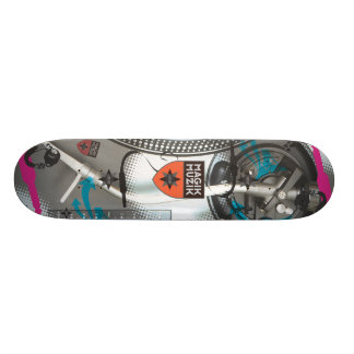 Magik Muzik Skateboard