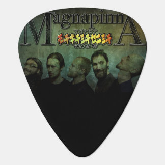 Magnapinna Guitar Pick