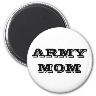 Magnet Army Mom
