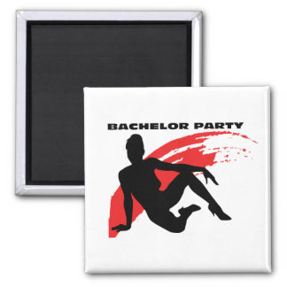 Magnet: Bachelor Party I