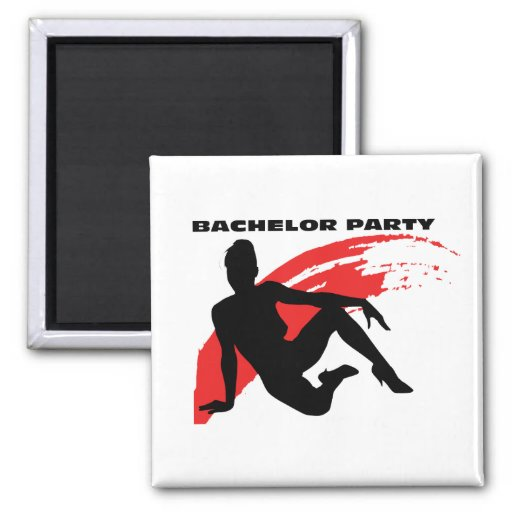 Magnet: Bachelor Party I