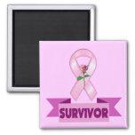 Magnet - Breast Cancer Survivor
